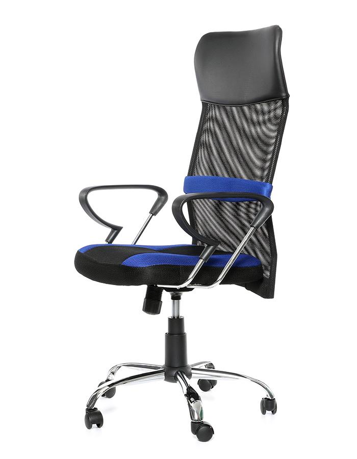 Kancelářské židle Sedia - Kancelářské křeslo STEFANIE modré