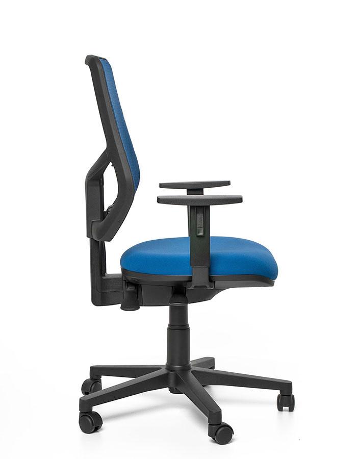 Kancelářská židle LEX 230/B modrá