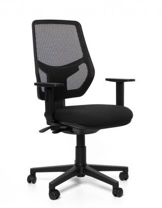 Kancelářské židle Emagra Kancelářská židle LEX 230/B černá