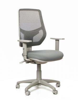 Kancelářské židle Emagra Kancelářská židle LEX 230/BG šedá