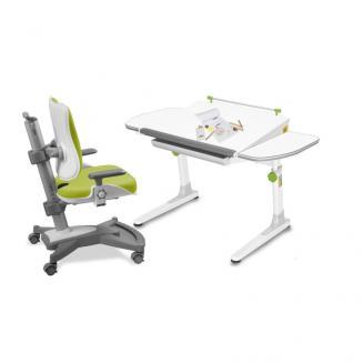 Sety stolů a židlí Mayer dětský set MyChamp zelený W58