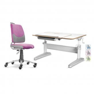 Sety stolů a židlí Mayer dětský set Actikid A3 růžový Expert