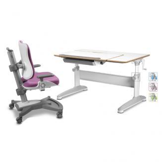 Sety stolů a židlí Mayer dětský set MyChamp růžový Expert