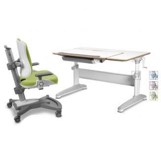 Sety stolů a židlí Mayer dětský set MyChamp zelený Expert