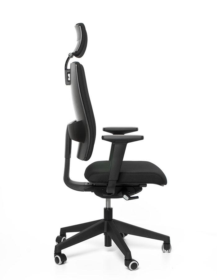 Kancelářská židle BUTTERFLY P černá 60999