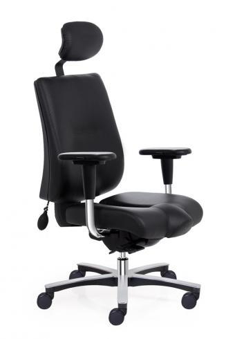 Ergonomické židle - zdravotní Peška Vitalis XL Airsoft