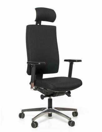 Kancelářské židle RIM Kancelářská židle Flash FL 745 U3007 086-3F-PUR-ALU 014