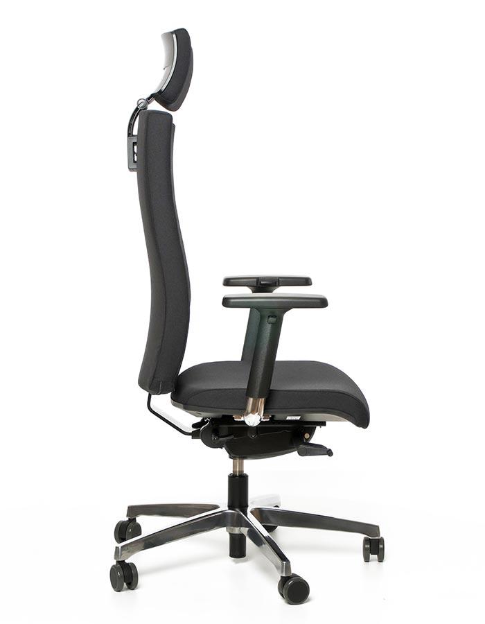 Kancelářská židle Focus FO 642 C E 2052 083A-3F-PUR-ALU ST1-PN 024