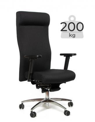 Kancelářské křeslo Multised Kancelářské křeslo BZJ 485 černá
