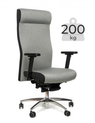 Kancelářské křeslo Multised Kancelářské křeslo BZJ 485 šedá