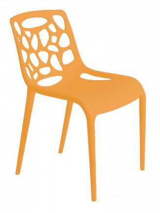 Kuchyňské židle Sedia plastové Kuchyňská židle Elena