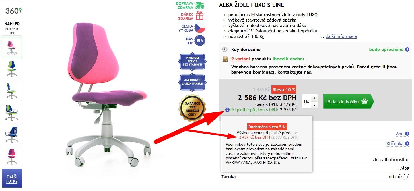 Jak zjistit nejnižší cenu produktu